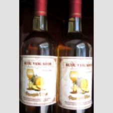 Quy trình sản xuất rượu vang khóm