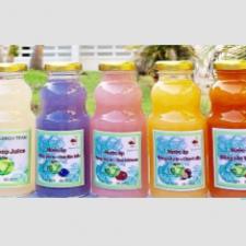 Quy trình sản xuất nước uống từ trái cây