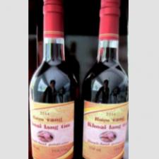 Quy trình sản xuất rượu vang khoai lang tím